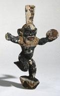 Bes dancing, British Museum
